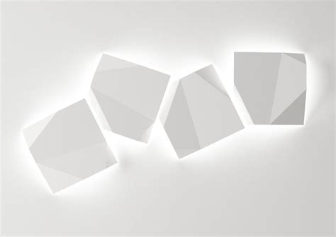 Vibia Origami - origami indoor outdoor wall sconce by vibia 4508 03