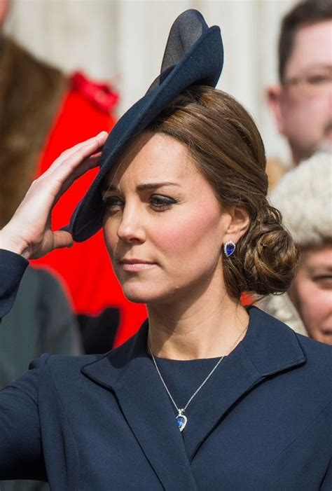 New Kate And Jewelry Pieces Now On Pre Order by Kate Middleton S New Earrings Matches Sapphire Ring
