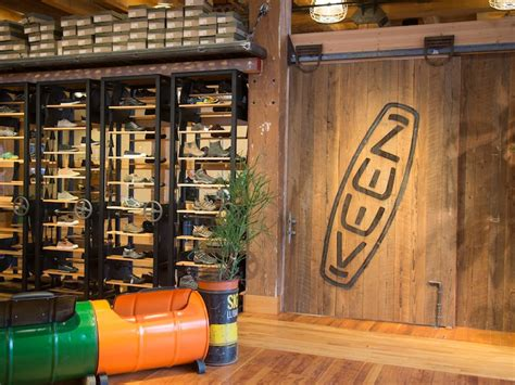 Keen Garage Portland by Keen Announces New Portland Oregon Retail Space