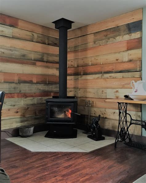 live edge siding for accent wall live edge wood accents rouck bros log homes