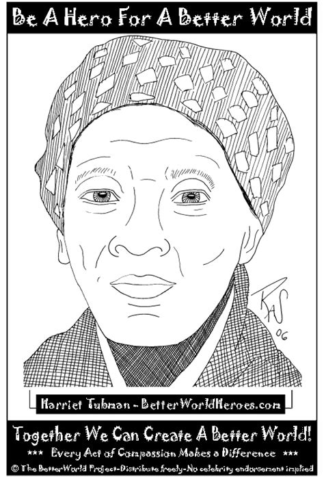 Free Harriet Tubman Coloring Pages Harriet Tubman Coloring Page