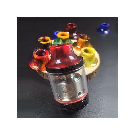Driptip Resin Mage Rta random color wide bore drip tip for coilart mage rta atomizer