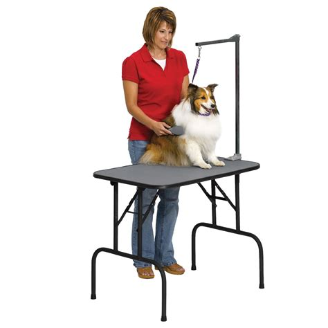 grooming tables and accessories midwest homes 4 pets grooming table with accessories