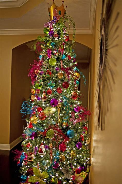 how to decorate a christmas tree with colorful lights top 10 decoration ideas trends for 2018 ecotek green living