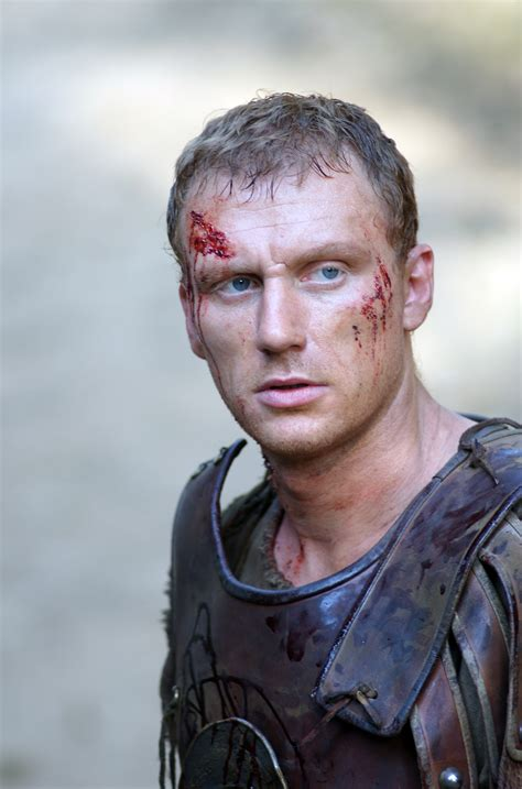 film seri rome kevin mckidd as lucius vorenius rome tv series season 2