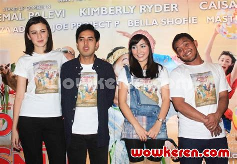 film online jomblo keep smile foto jumpa pers film jomblo keep smile foto 32 dari 51