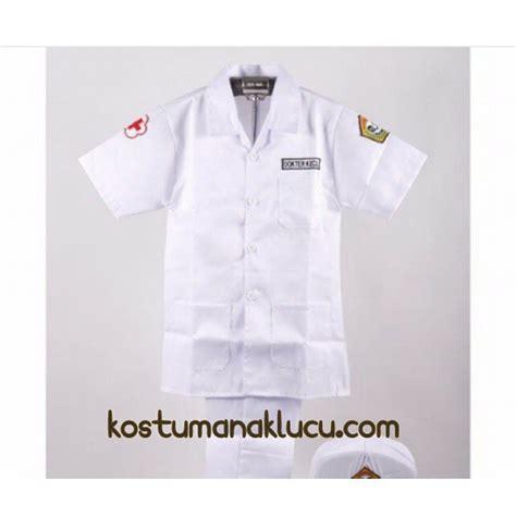 Kostum Anak Profesi Dokter kostum baju profesi anak dokter kostum anak lucu