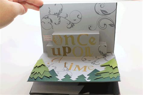 How To Make A Paper Pop Up Book - grimmtex paper sle book on behance