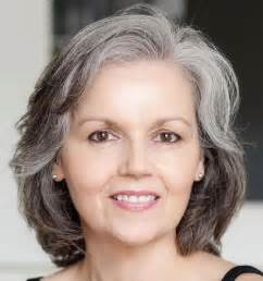 hairstyles for turning grey the best hairstyles and haircuts for women over 70