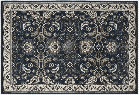 Decorative Chalkboard Cut Out Persian Rug Texture 20174