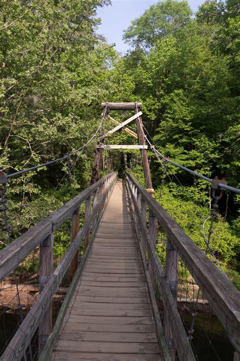 swinging bridge utah swinging bridge in georgia