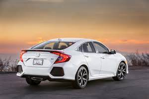 2017 honda civic si sedan test review motor trend