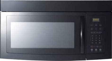 samsung smh9151b 1 5 cu ft the range microwave oven with 1 000 watts 220 cfm ventilation