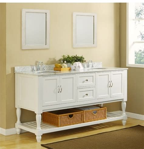 an introduction to open shelf bathroom vanities