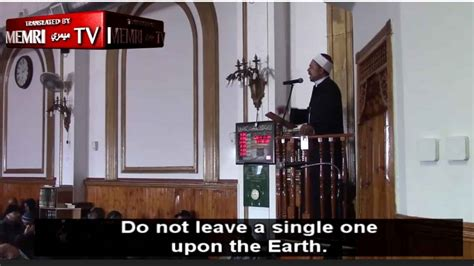 Interfaith Center Detox by Mosque To Send Kill All Jews Imam To Rehab Blunt
