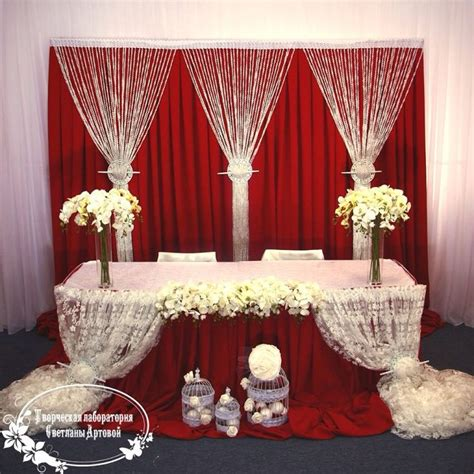 75 best head table backdrops images on pinterest head