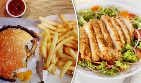 healthy fats options fast food healthy options packed with even more calories