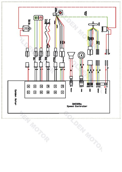 golden motor wiring diagram 28 images any update on