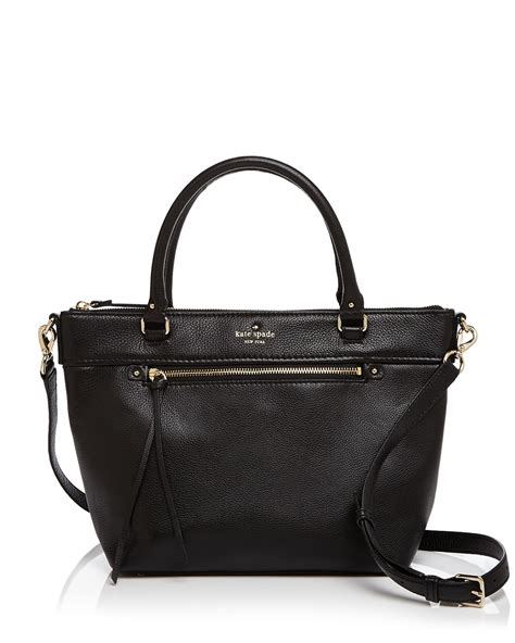 libro kate spade new york lyst kate spade new york cobble hill small gina satchel in black