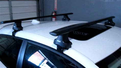 volvo s80 roof rack volvo c30 with thule traverse aeroblade roof rack by rack