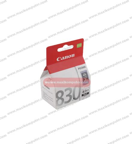 Cartridge Printer Canon Pg 830 cartridge canon pg 830 black