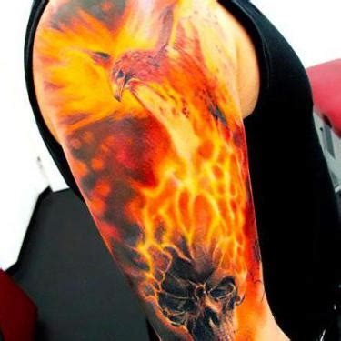 firebird tattoo bird meaning