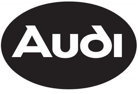 audi logo black and audi cartype