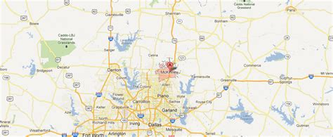 mckinney texas map recycles mckinney contact