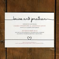 wedding invites original scribble wedding invitation suite jpg