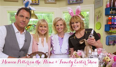 potter on the home and family easter show mrs potter