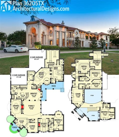 luxury house plan best 25 luxury houses ideas on pinterest