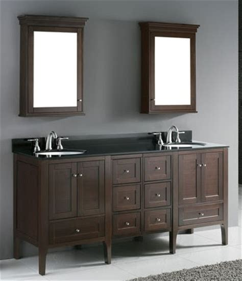 discount bathroom vanities why double sink vanities