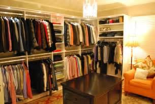 stunning s walk in closet with lighting