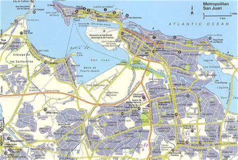 san juan map maps of san juan
