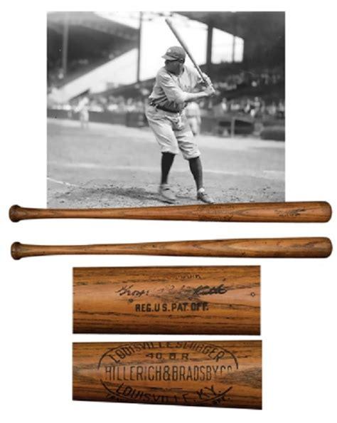 Best Seller Stik Baseboll Kayu ruth bat top seller in 1 2 million auction