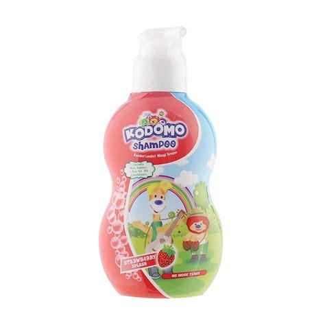 Kodomo Shoo Botol 200ml jual kodomo ksg200s shoo gel botol strawberry 200ml harga kualitas terjamin