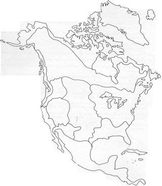 american regions map blank the world s catalog of ideas