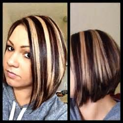 hair with chunky highlights chunky highlight lowlight hair color pinterest lighter highlights and blondes
