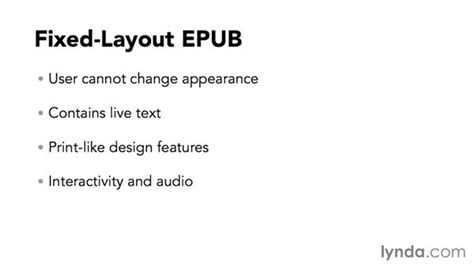 fixed layout epub animation fixed layout epub