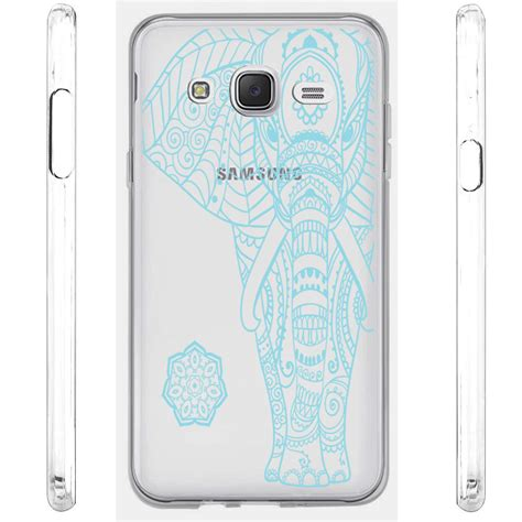 for samsung galaxy j7 j700 2015 version design clear tpu soft phone cover ebay
