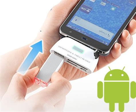 Service Port Usb Android sansa usb reader gives your android smartphone usb access