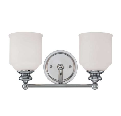 8 light bathroom fixture savoy house 8 6836 2 11 polished chrome melrose two light