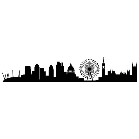 New York Wall Decal Sticker london skyline sticker things for the wall pinterest