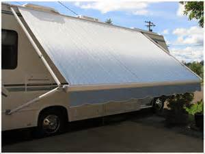 Travel Trailer Awning Fabric motorhome magazine open roads forum tech issues awing fabric replacement