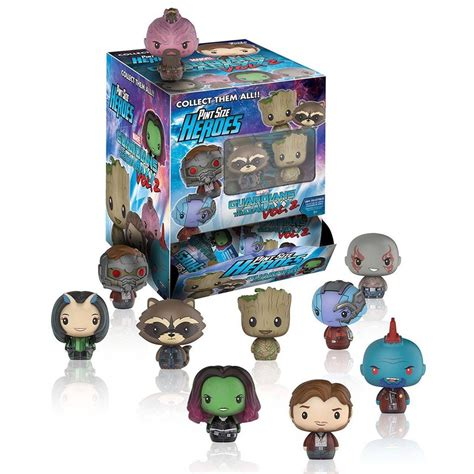 Pint Size Heroes Funko Science Fiction blind boxes blind bags mystery figures toys minature