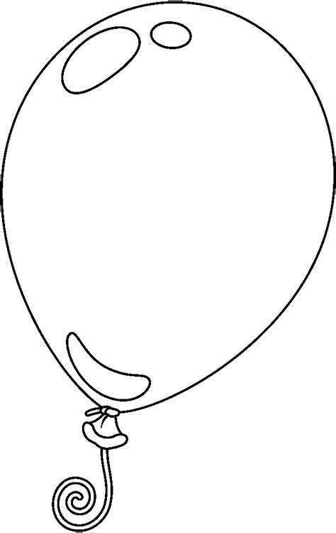 20 fascinating black and white black and white balloon clipart many interesting cliparts