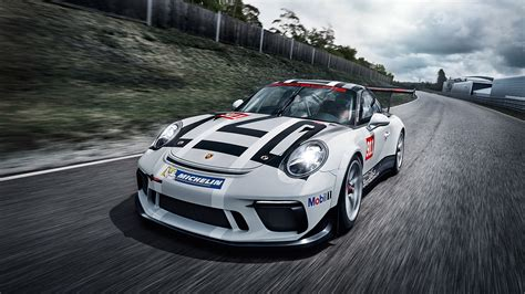 Porsche Gt3 Cup by 2017 Porsche 911 Gt3 Cup Wallpapers Hd Images Wsupercars