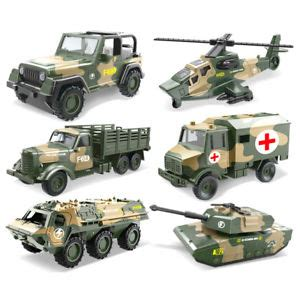 5pcs Set 1 64 Diecast Army Cars Tank Model Vehicle Toys For 6pcs set 1 64 diecast army cars tank model vehicle toys for gift ebay