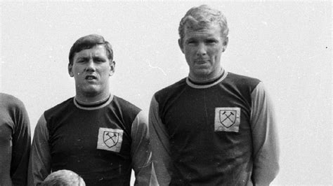 brian dear pays tribute  great mate bobby moore west