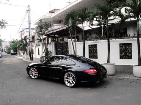 Porsche Permaisuri Style 997S & Panamera ADV.1 Wheels